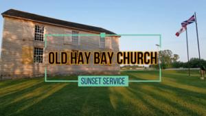 2021 Sunset Service